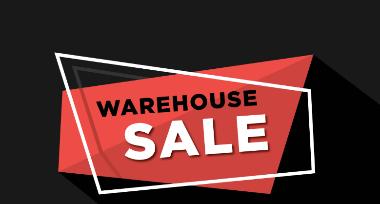 Attention Treasure Hunters: The Boomerangs Warehouse Sale Is Coming!
