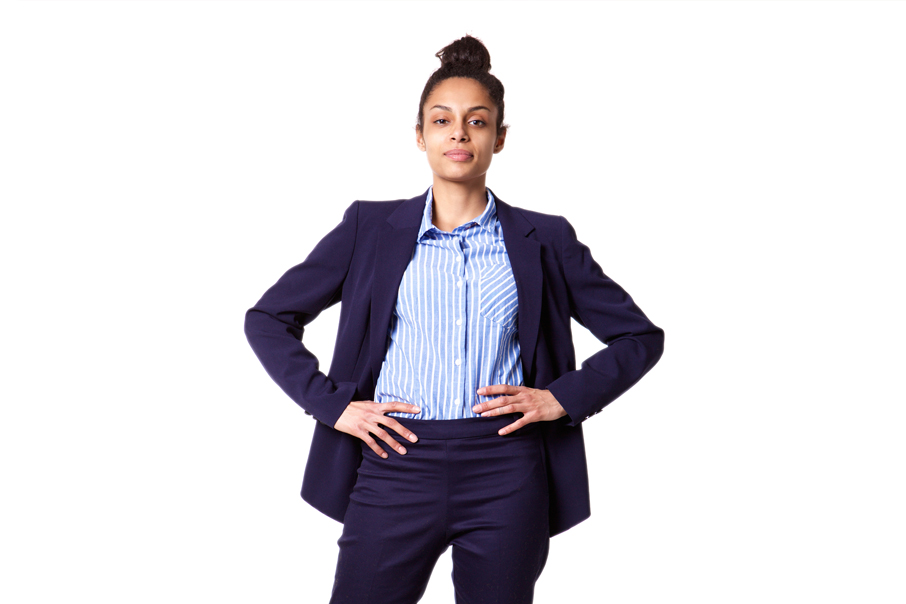 For the 20-Something Femme, Business Casual is a New Breed of Animal